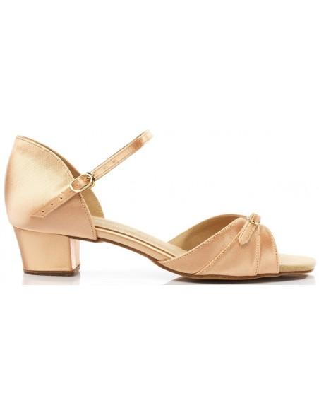 Zapatos-para-bailar-niña-1005-flesh-satin