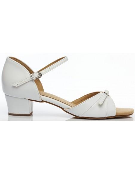 Sandalias-para-niñas-bailes-latinos-y-standard-1005-white-coag-