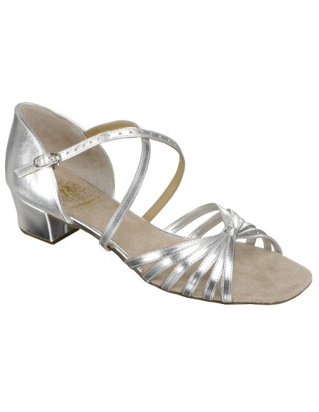 Sandalia-de-baile-niña-supadance-1666-plata