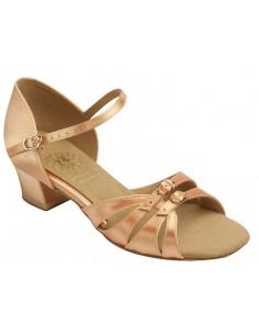 zapato-baile-infantil-1557-flesh-satin-supadance