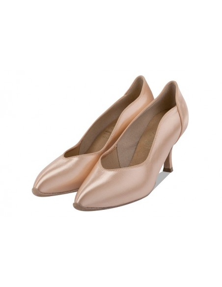 dance-shoes-standard-for-ladies-1014-flesh-satin
